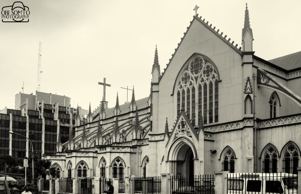 photoblog image Holy Cross Cathedral, Lagos - Island, Lagos.